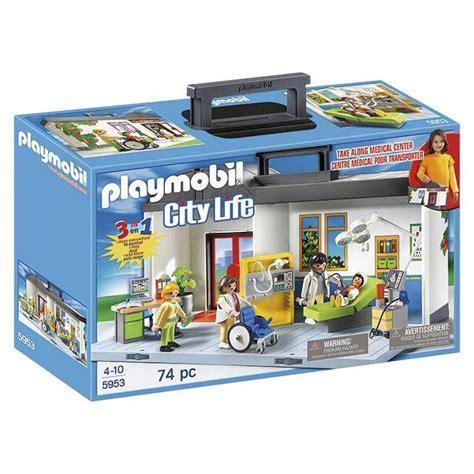 Playmobil Maletín HospitalToyPlanet.