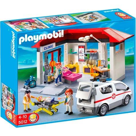 Playmobil Medical Centre and Ambulance 5012   Playmobil UK