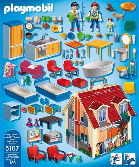 PLAYMOBIL Mein Neues Mitnehm Puppenhaus Spielzeug Test 2019