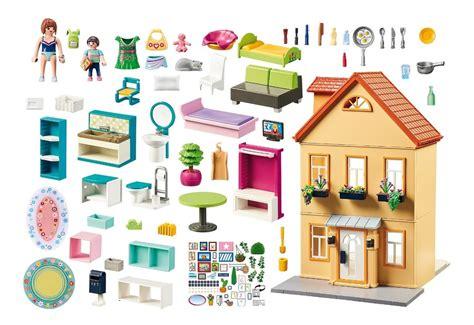 Playmobil Mi Casa De Ciudad 196 Pz City Life 70014   $ 999 ...