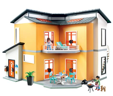 PLAYMOBIL Modern House   Walmart.com