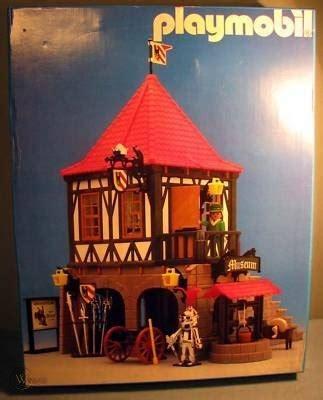 PLAYMOBIL MUSEUM 3449   GERMAN FROM 1982 | #116920753