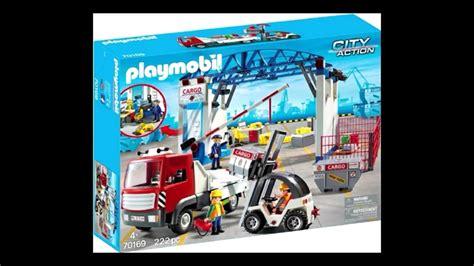 Playmobil nouveautés exclusives 2019/2020 cargo pompier ...