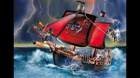 Playmobil pirates 2021   playmobil bateau pirate ...