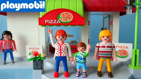 Playmobil Pizzeria 6291 Unboxing and Review | Playmobil ...