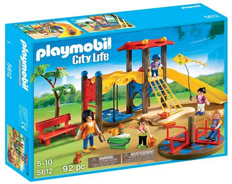 Playmobil Playground Set, Building Sets   Amazon Canada
