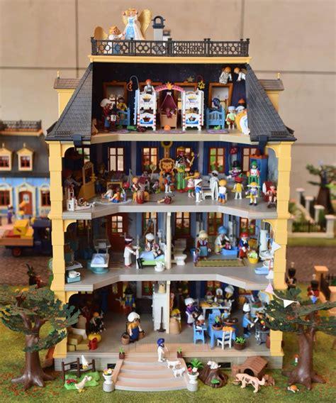 Playmobil   Playmobil   Lego house, Victorian dolls, Model ...