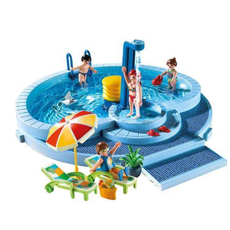Playmobil Pool   Playmobil   Toys  R  Us | Juguetes