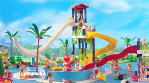 PLAYMOBIL presenteert fun in het aquapark!  Nederland ...