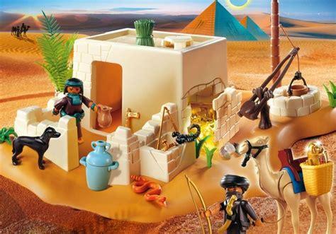 Playmobil Review: Escondite de Saqueadores de Tumbas ...