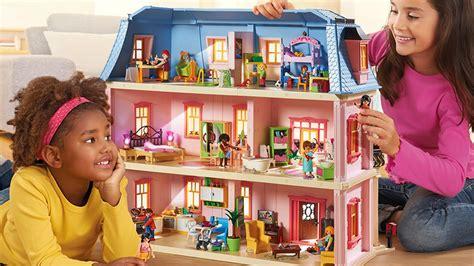 Playmobil Romantic Dollhouse Romantisches Puppenhaus   YouTube