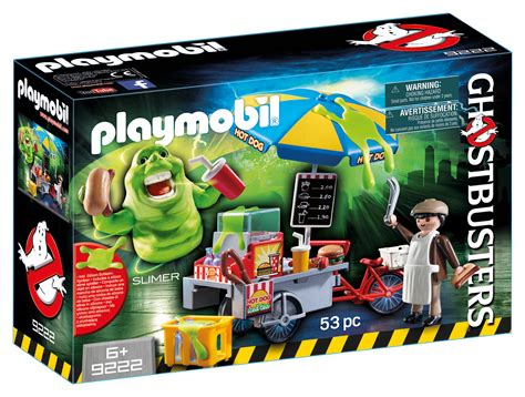 Playmobil s New Ghostbusters Toys Are So Great You ll Wish ...