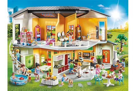 PLAYMOBIL – Spielwelt Wohnhaus