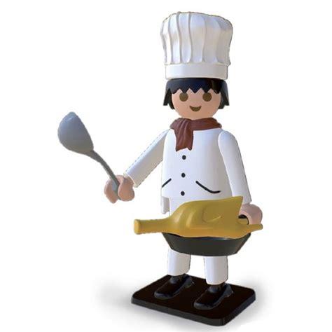 Playmobil Set: 00000   Chef   Klickypedia