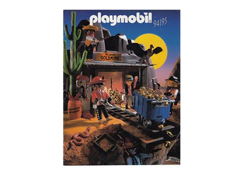 Playmobil Set: 37125/09.94 ger   Catalog 1994 1995 ...