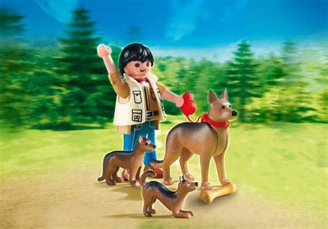 Playmobil Set: 5211   German Shepherd with Puppies ...