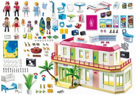 Playmobil Set: 5265   Hotel   Klickypedia