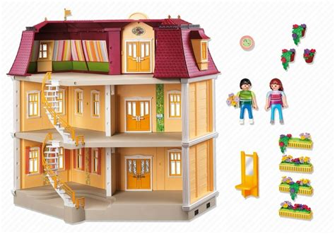 Playmobil Set: 5302   Large Grand Mansion   Klickypedia