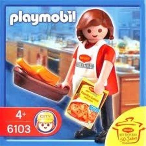 Playmobil Set: 6103   Maggi Cook   Klickypedia