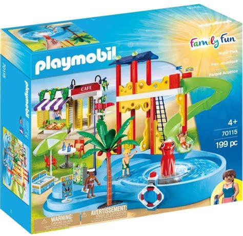 Playmobil Set: 70115   Water Park   Klickypedia