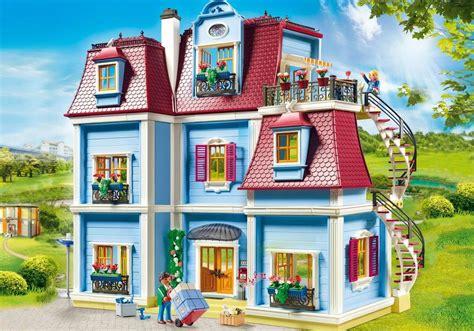 Playmobil Set: 70205   My Big Doll House   Klickypedia