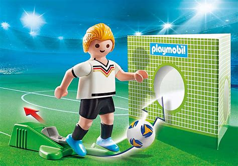 Playmobil Set: 70479   National Player Germany   Klickypedia