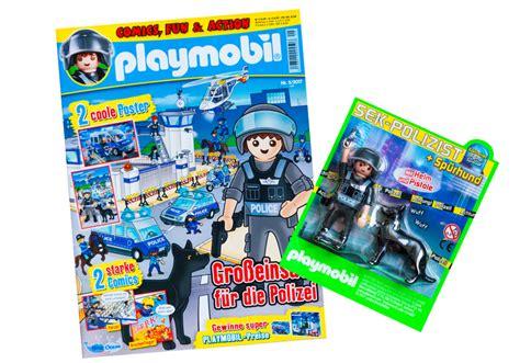 Playmobil Set: 80592 ger   Playmobil Magazin 5/2017  Heft ...