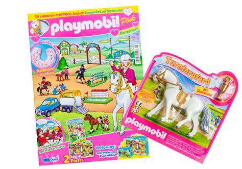 Playmobil Set: 80594 ger   Playmobil Magazin Pink 5/2017 ...