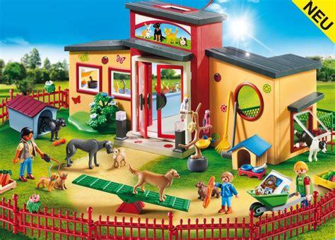 Playmobil Set: 9275   Animal Hotel   Klickypedia
