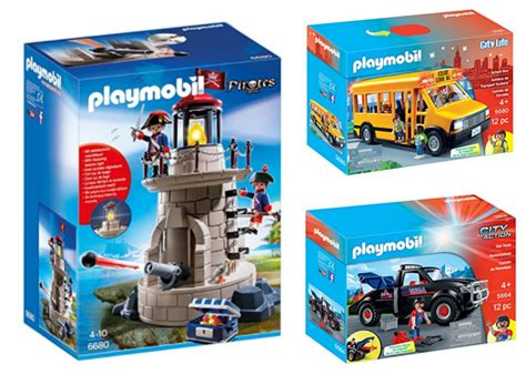 Playmobil Sets 40% off