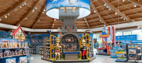 PLAYMOBIL Shop   Attractions   Playmobil FunPark