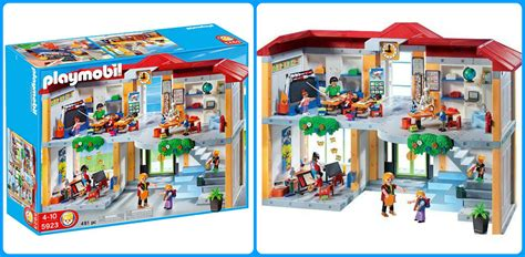 Playmobil Small School was $140 now $84 @ Toys R Us Pre ...