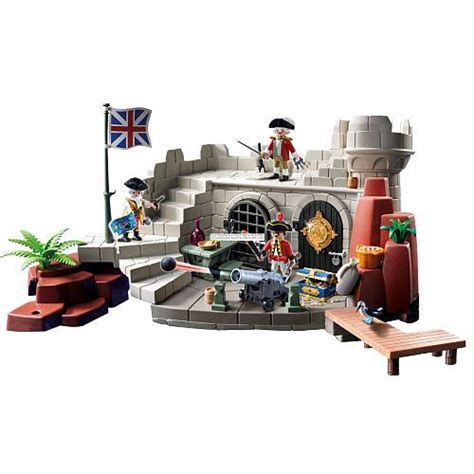 Playmobil Soldiers Fort with Dungeon   Playmobil   Toys  R ...