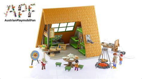 Playmobil Summer Fun 6887 Großes Feriencamp   Playmobil ...