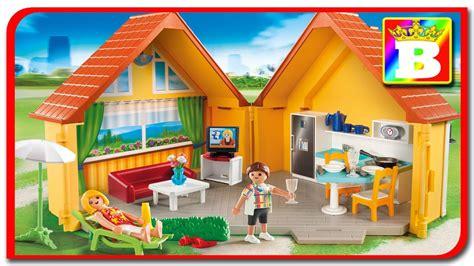 Playmobil Summer fun   Casuta de Vacanta 6020 set mare ...