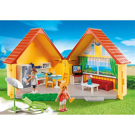 Playmobil Summer Fun Country House  6020  Toys | Zavvi.com