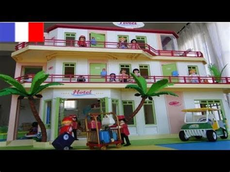 Playmobil SUMMER FUN hotel 5265 ferienhotel   YouTube