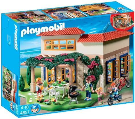 PLAYMOBIL Summer House   Buy Online in UAE. | Toys And ...