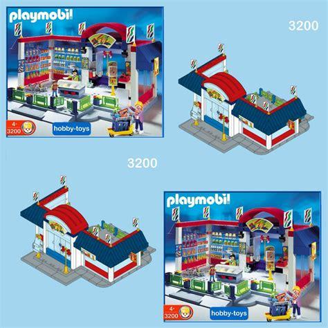 * Playmobil * SUPERMARKET 3200 * Spares * SPARE PARTS ...
