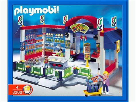 Playmobil Supermarket Saanich, Victoria