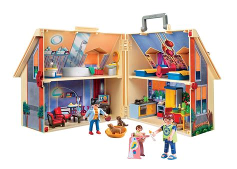 Playmobil Take Along Dolls House £21.99 at House of Fraser ...
