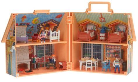 Playmobil Take Along Dolls House £21.99 at House of Fraser ...