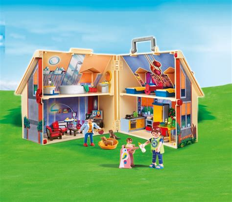Playmobil: Take Along Modern Dollhouse