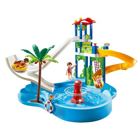 Playmobil Water Park with Slide | Best Summer Toys 2018 ...