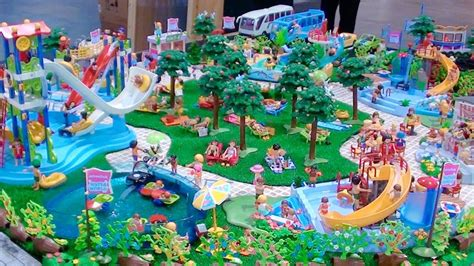 Playmobil Waterpark and Go Karts!   MIRECLICK CITY RESORT ...