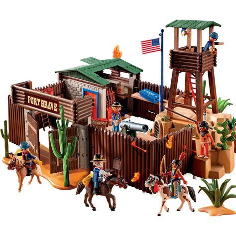 Playmobil Western Fort   Playmobil   Toys  R  Us ...