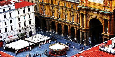 Plaza de la República en Florencia   La Guía de Viaje