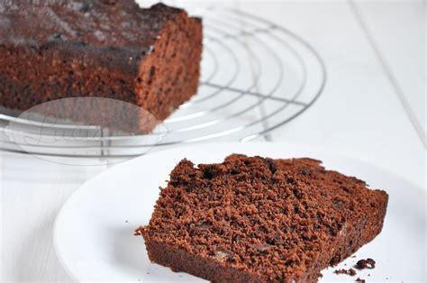 Plum Cake de chocolate y su versión sin alérgenos ...