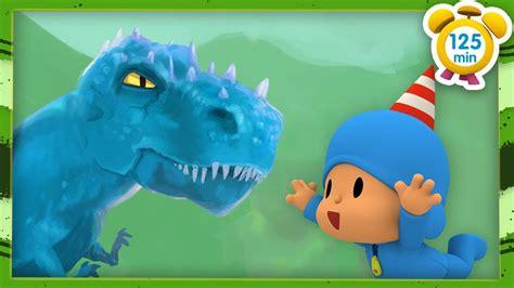 POCOYÓ en ESPAÑOL   Dinosaurios para niños [ 125min ...