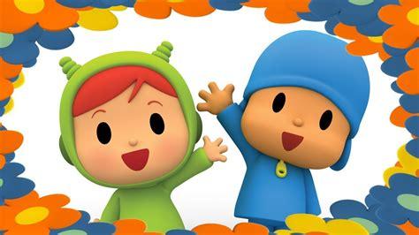 Pocoyó   HURRAY FOR SPRING! 40 minutes | Cartoons for ...